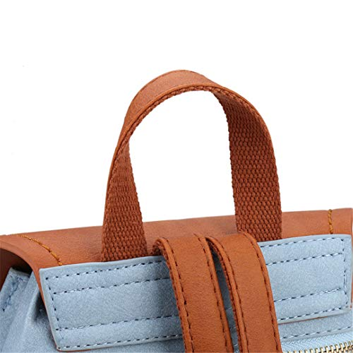 femmes bonbons sac de sac filles sac dos dos de d'école mode Petit sacs couleur femmes adolescents Blue voyage sacs dos TqCRZnx0w