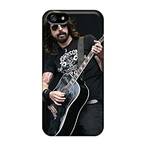 Luoxunmobile333 Apple Iphone 5/5s Best Cell-phone Hard Covers Allow Personal Design Attractive Foo Fighters Series [XXf2241DUwT]