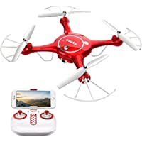 Syma X5UW 2.4G 6 Axis Gyro HD Camera RC Quadcopter with 720P Camera