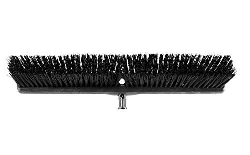 Rubbermaid Commercial Executive Series Rough-Surface Heavy-Duty Sweep, Plastic Broom Head, 24'', 1861212 by Rubbermaid Commercial Products (Image #1)
