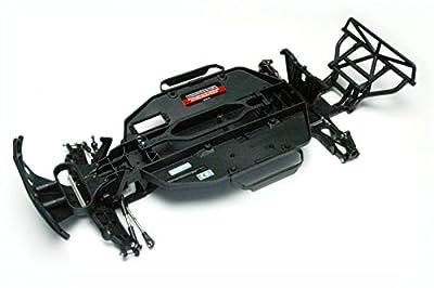 Traxxas Slash Raptor Dakar 2WD Pre-Roller Black Conversion Chassis 5822A