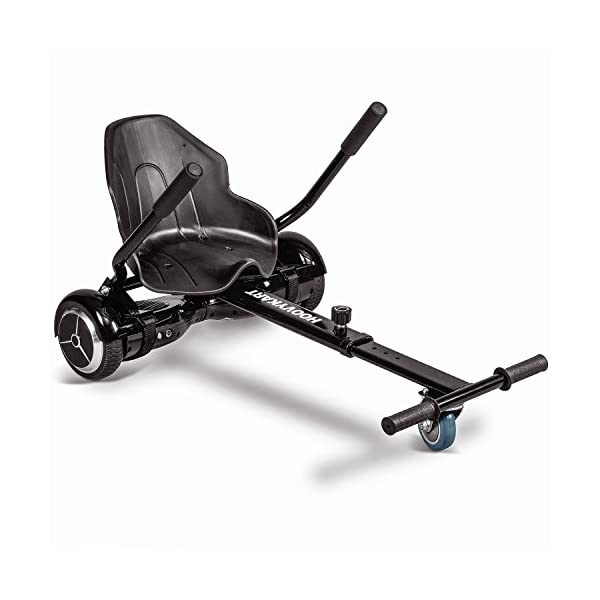 41KfePWgeOL. SS600  - HoovyKart - Go Kart Conversion Kit for Hoverboards - Safer For Kids - All Heights - All Ages - Self Balancing Scooter…