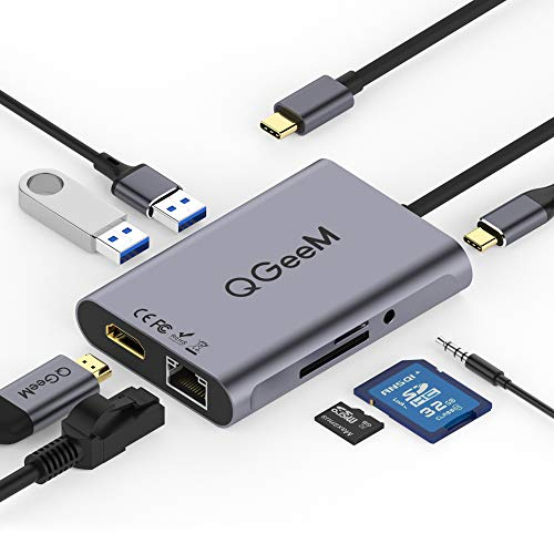Take 59% off this USB C hub adapter