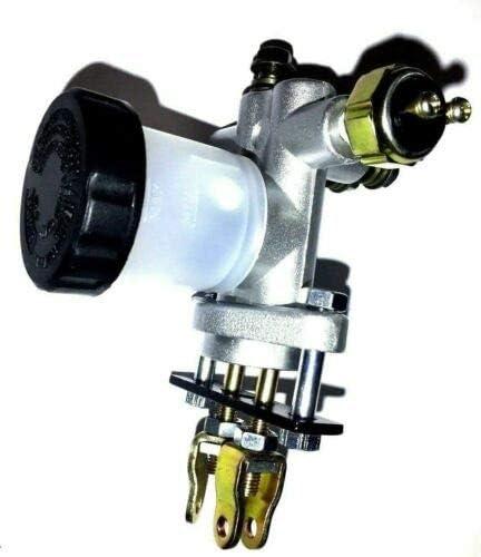 HAOHAOCHENG-WL Reemplazable Motocicleta Go Kart Cilindro de Freno hidr/áulico Compatible 90cc 110cc 125cc 200cc 250cc 300cc Buggy de Recambio para