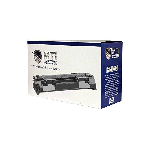 MTI CF280A (80A) TROY 02-81550-001 MICR Compatible Cartridge for Printing Checks on HP LaserJet Pro 400 MFP M401 M425 Printers by MICR Toner International