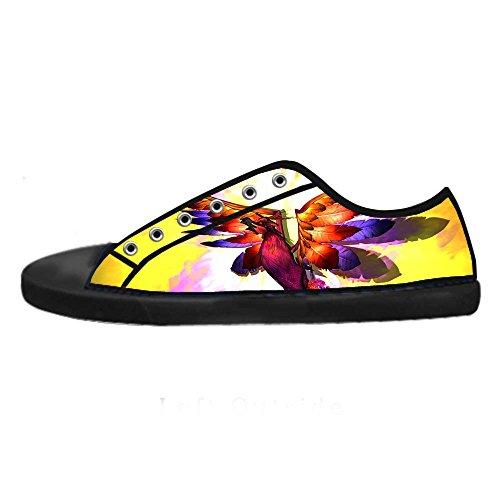 Giulz Alto Tetto Women's Custom I Delle Da In Scarpe Ginnastica Smile Canvas Shoes Lacci PXZTkOiu