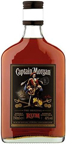 El capitán Morgan original ron 350 ml (Pack de 6 x 35cl ...