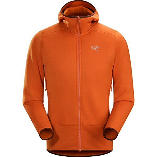 Arc'teryx Kyanite Hoody Mens Jacket - Medium/Rooibos by Arc'teryx