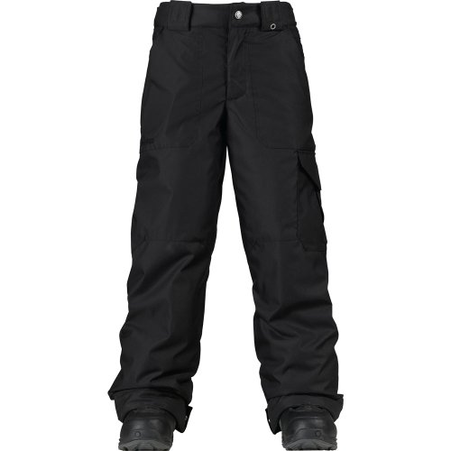 Burton Boy's Twc Smuggler Pant - True Black Sz Md by Burton