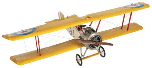 Authentic Models Sopwith Camel Biplane Airplane Model Large (Camel Propeller Sopwith)