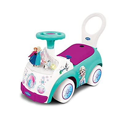 Kiddieland Toys Limited Disney's Frozen Magical Adventure Activity Ride On: Toys & Games