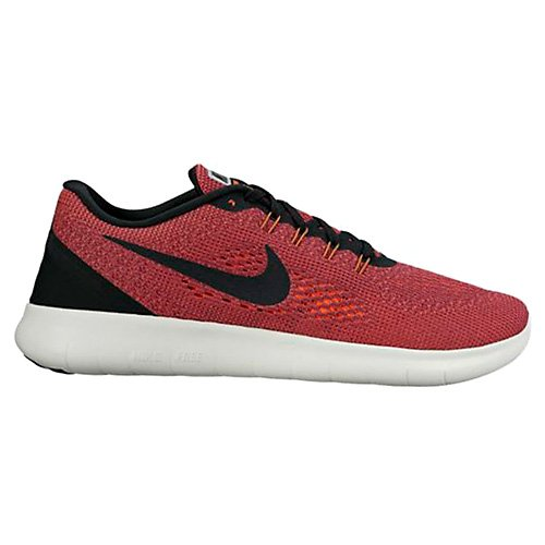 Nike Free RN Hyper Orange/Black/Ocean Fog/Wolf Grey Men's Running Shoes