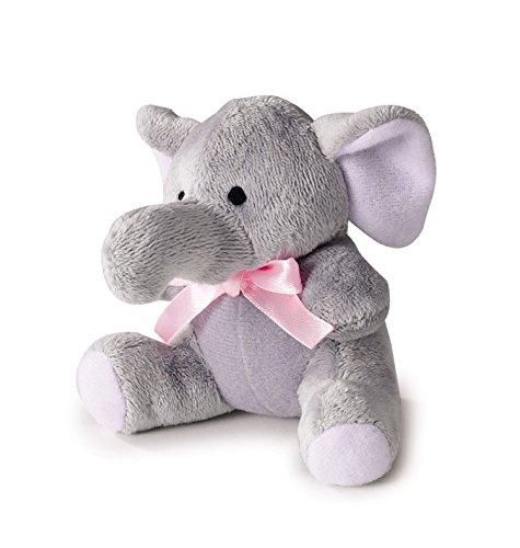 Zanies Itty Bitty Dog Toys, Teeny Elephant, -
