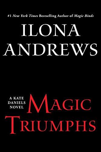 Magic Triumphs (Kate Daniels) PDF