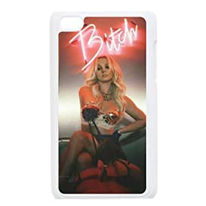 WJHSSB Phone Case Britney Spears,Customized Case For Ipod Touch 4