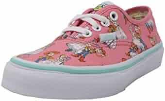 3275590e349 Vans Girls Kids Shoes Authentic Woody Bo Beep Pink Disney Pixar Toy Story