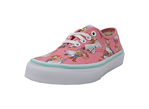 Vans Girls Shoes Authentic Woody Bo Beep Pink Disney Pixar Toy Story (13) for $<!--$49.99-->