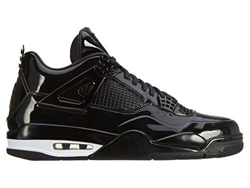 Nike Jordan 11lab4, Sneaker Basse Uomo Nero / Bianco (Nero / Bianco)