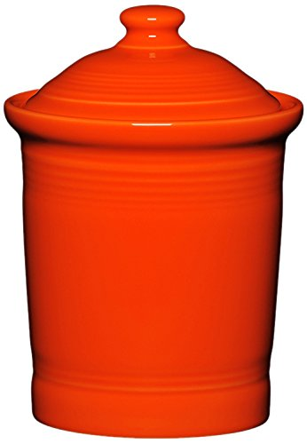 Fiesta Canister, 1-Quart/Small, Poppy