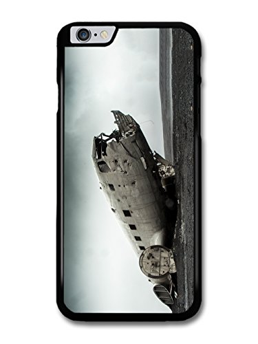 Cool Aeroplane Wreckage Vintage Old Style case for iPhone 6 Plus 6S Plus