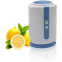 Ozone Generator Air Purifier DC6v 0.5W, Odor Allergies Allergen Eliminator Cleaner for Room, Home, Pets, Smoke, Dust, Smokers,Fridge,Toilet ,Shoe Cabinet deodorizer