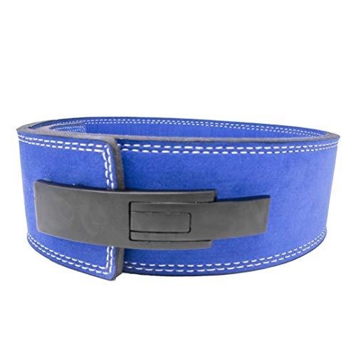 Strength Shop 13mm Lever Belt - IPF Approved - Blue