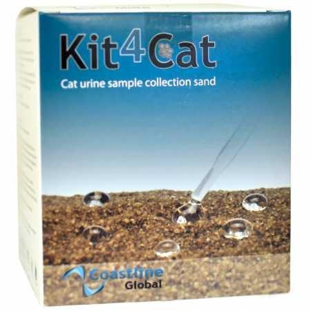 Kit4Cat Cat Urine Sample Collection Sand (3 Part ()