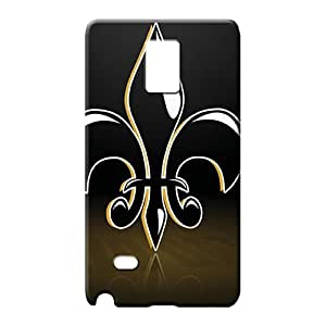samsung note 4 Shatterproof Snap New Fashion Cases phone case cover new orleans saints nfl football