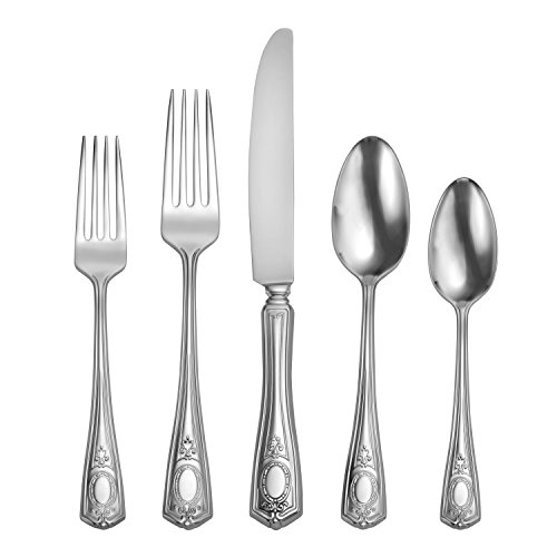 16 10 stainless flatware - 5