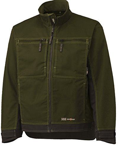 Olive Helly Charcoal Giacca Hansen Uomo Night wrSgtrq4