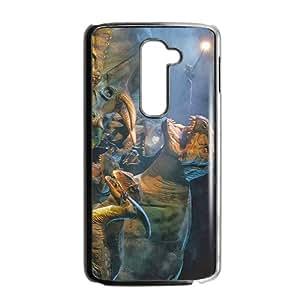 Happy Creative Creative Dinosaurs Custom Protective Hard Phone Cae For LG G2