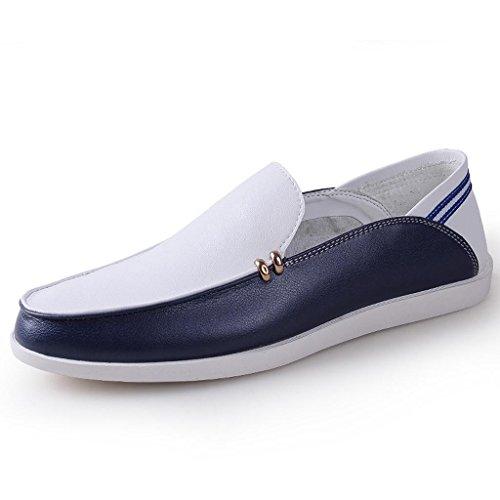 Los de Zapatos de de Zapatos Negocios Zapatos Hombre de Trabajo Marea Zapatos Zapatos de A Cuero txPUXnq4wt
