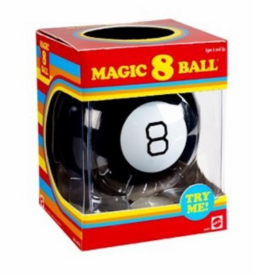 Mattel Games 30188 Magic 8 Ball
