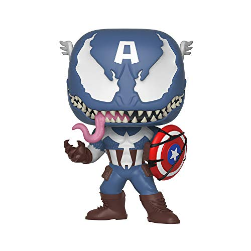 Funko - Marvel Venom - Idea de Regalo, estatuas, coleccionables, Comics, Manga, Serie TV, Multicolor, estandar, 32686