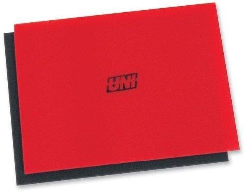 Uni Bulk Coarse Foam Filter (40 PPI) - 12in. x 16in.x 3/8in. - Red BF-5
