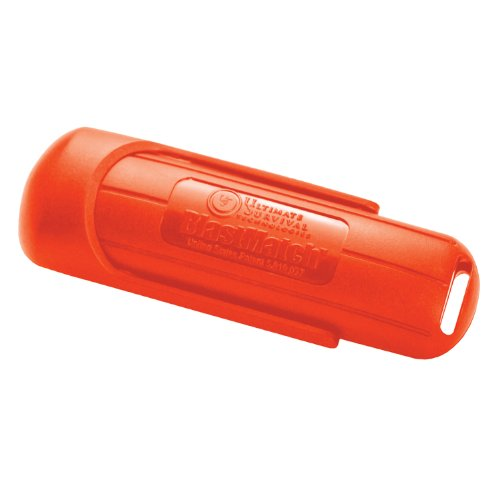 UST BlastMatch Fire Starter with One-Handed Operation and Lightweight Design for Camping, Hiking, Emergency and Outdoor Survival by UST (Image #2)