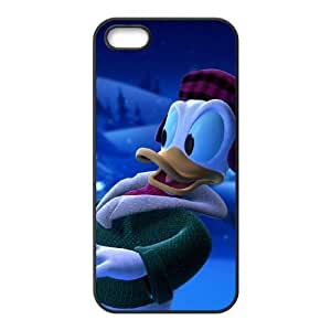 Mickey's Twice Upon a Christmas iPhone 5 5s Cell Phone Case Black as a gift F7916718