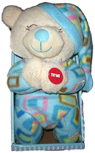Midwood Brands, LLC Bedtime Prayer Bear Recites Now I Lay Me Down to Sleep ()