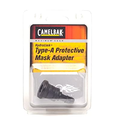 Camelbak Protective Mask Adapter MK 1, Type A 90662-B from CAMELBAK