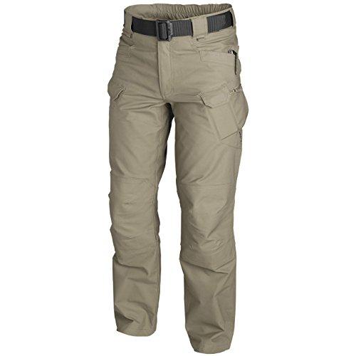 二度むしろサルベージhelikon-tex Urban Line、UTP Urban Tactical Pants、ミリタリーリップストップカーゴスタイル、メンズ