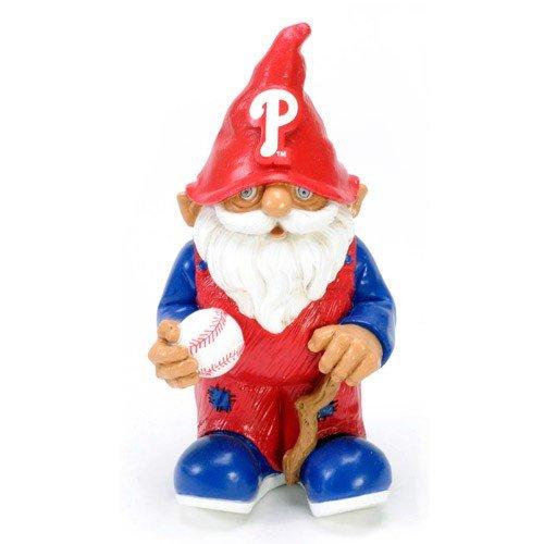 (Philadelphia Phillies Mini Baseball Gnome Figurine)