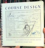img - for Course Design: Fundamentals of Course Design for Dog Agility book / textbook / text book