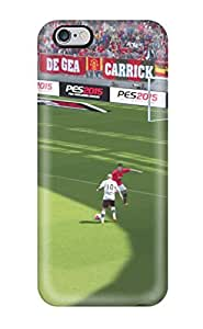 New Arrival Cover Case With Nice Design For Iphone 6 Plus- Pes (3D PC Soft Case)