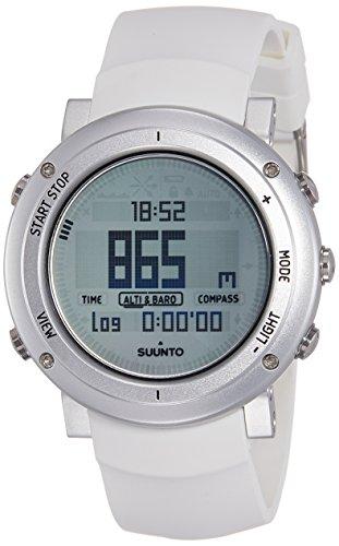 Suunto SS018735000 Men Core Digital Multi-Function White Rubber by Suunto