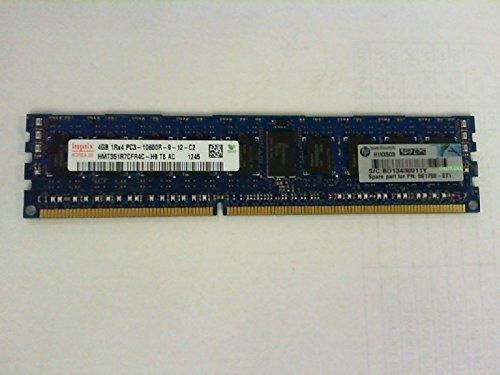 4gb Reg Pc - HYNIX HMT351R7CFR4C-H9 4GB SERVER DIMM DDR3 PC10600(1333) REG ECC 1.5v 1RX4 240P 512MX72 512mX4 CL9