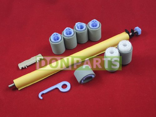 Maintenance Roller Kit for HP LaserJet 4200 4250 4300 4350 9pcs by donparts