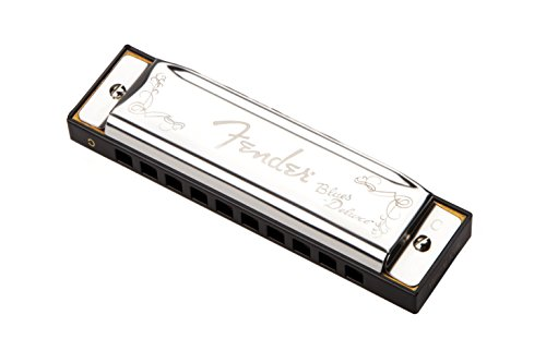 Fender Blues Deluxe Harmonica, Key of ()