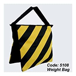 JTL Cordura Empty Weight Bag for up to 30 Pounds of Sand or Shot