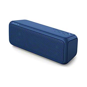 Sony SRSXB3/BLUE Portable Wireless Speaker with Bluetooth (Blue)