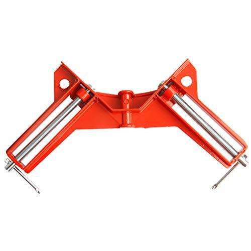 [해외]100Mm Clamp Carpentry Clamp Multifunction Aluminium Alloy 90 Degree Right Angle Clamp Hands Tools For Woodworking Vise 1Pc / 100Mm Clamp Carpentry Clamp Multifunction Aluminium Alloy 90 Degree Right Angle Clamp Hands Tools For Wood...